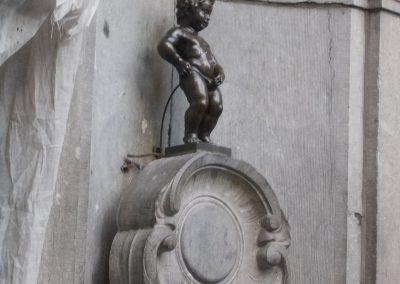Manneken Pis - symbol Brukseli