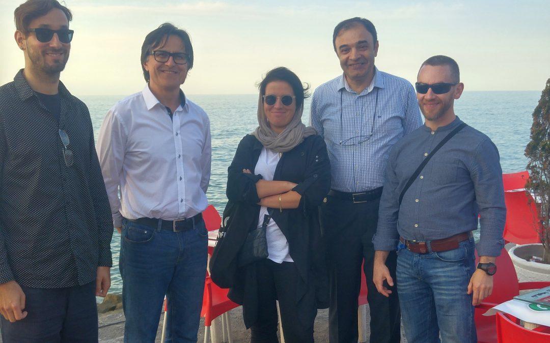 Polacy w Iranie – wykład